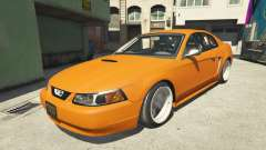 Ford Mustang GT 1999 для GTA 5
