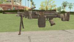 M249 SAW (Spec Ops - The Line) для GTA San Andreas