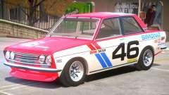 1971 Datsun Bluebird V1 PJ1 для GTA 4
