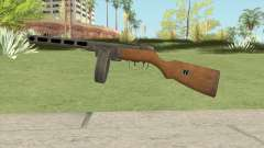 PPSH-41 (Hour Of Victory) для GTA San Andreas