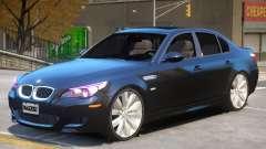 BMW M5 E60 M7 для GTA 4