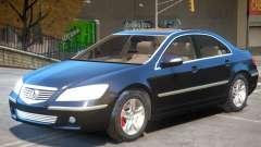 Honda Acura V1 для GTA 4