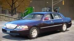 Lincoln Town Car V1 для GTA 4