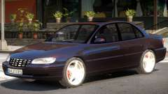 1996 Opel Omega V1 для GTA 4