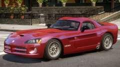 Dodge Viper SRT10 V2 для GTA 4