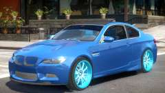 BMW M3 Upd для GTA 4