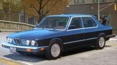 BMW 535 E28 V1.2 для GTA 4