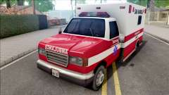 HD Decal for Ambulance