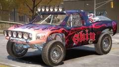 Dodge Ram Rally Edition PJ7 для GTA 4