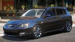 Mazda 3 V1.3 для GTA 4