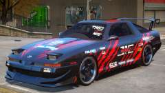Toyota Supra Turbo PJ2 для GTA 4