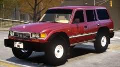 1997 Toyota Land Cruiser для GTA 4