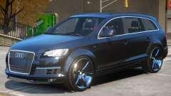 Audi Q7 SUV для GTA 4