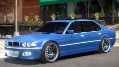 BMW E38 V1 для GTA 4