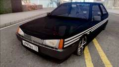 Lada Samara 1989 Blyatmobile