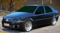 Fiat Siena V1 для GTA 4