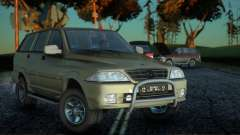SsangYong Musso 2.3