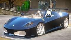 Ferrari F430 V1 для GTA 4