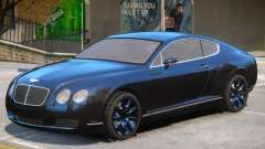 Bentley Continental GT V1 для GTA 4