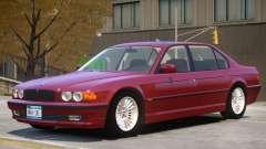 1999 BMW E38 V1 для GTA 4