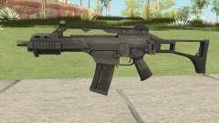 G36C (Battlefield 2) для GTA San Andreas