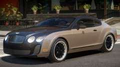 Bentley Continental V1.0 для GTA 4