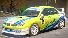 Subaru Impreza WRX V1 PJ6 для GTA 4