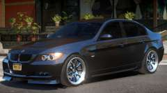 BMW 330i E90 R1 для GTA 4