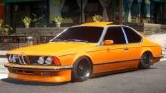 1986 BMW E24 V1 для GTA 4