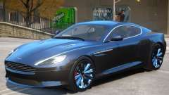 Aston Martin Virage V1 для GTA 4