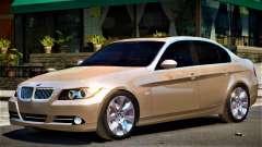 BMW 330i V1.0 для GTA 4