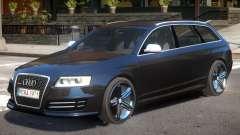 Audi RS6 Avant V1 для GTA 4
