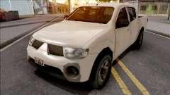 Mitsubishi L200 Triton 2010 для GTA San Andreas