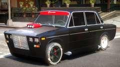 Lada 2106 Tuning для GTA 4