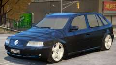 Volkswagen Golf 1.6 V1 для GTA 4