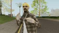 Vagos Gangsta Ped (SA Style) для GTA San Andreas