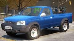 Nissan NP300 V1 для GTA 4