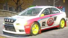 Lancer Evolution X V1 PJ7 для GTA 4