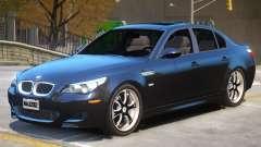 BMW M5 E60 Stock для GTA 4