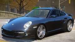Porsche 997 Turbo V1 для GTA 4