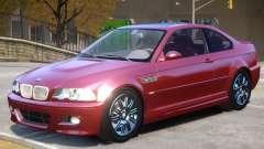 BMW M3 E46 V1.2 для GTA 4