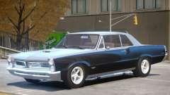 Pontiac GTO Upd для GTA 4