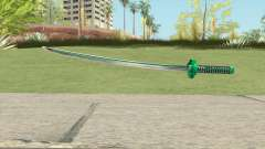 Green Katana для GTA San Andreas