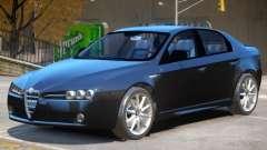 Alfa Romeo 159 V1 для GTA 4