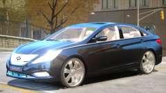 Hyundai Sonata M7 для GTA 4