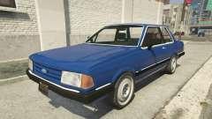 Ford Del Rey GL 1989 для GTA 5