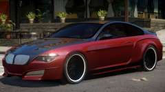 BMW M6 Upd для GTA 4