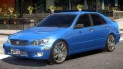 Lexus IS300 R1 для GTA 4