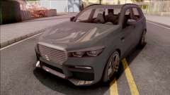 GTA V Ubermacht Rebla GTS Stock для GTA San Andreas