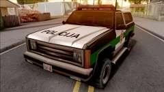 Lietuviska Police Ranger для GTA San Andreas